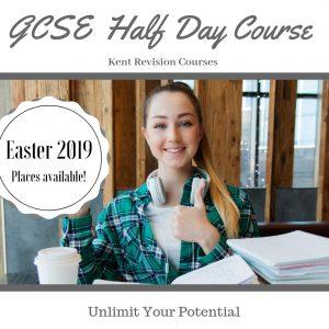 Half Day GCSE Revision Course